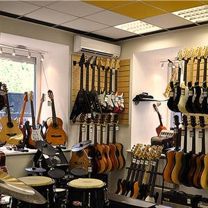 Музыкальные магазины Первомайского